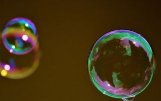 Биткоин не имеет ничего общего с мыльным пузырём