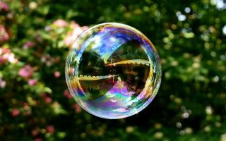 Биткоин – это готовый взорваться финансовый пузырь
