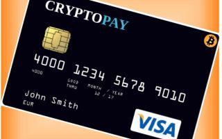 Появились карты для биткоин и виртуальных валют