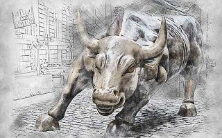 Источники тренда Биткоин-цен