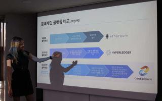 Корейский разработчик BitPax представил инновационную кросс-платформу Crosschain для операций с цифровыми активами, Smart City и IoT