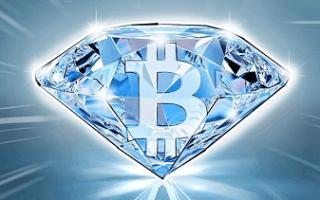 Bitcoin Diamond вырос в 40 раз за сутки