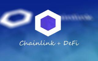 Chainlink и DMM начинают совместную работу в сфере DeFi
