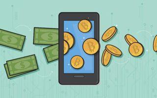 Криптовалюты принимаются для повседневных платежей