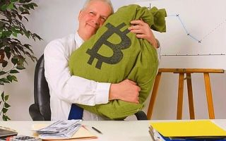 Майнинг молодой криптовалюты биткоин кэш набирает большие обороты