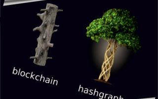 Новая технология собирается потеснить применение блокчейна