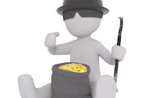 Крипто мошенники атакуют население