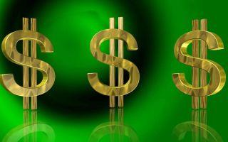 Спад цены Биткоина в долларах временный