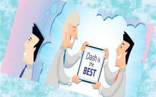 Валюты биткоин и Dash объединятся в единой системе