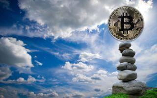 Уровень криптовалют затих, а буря грянет?