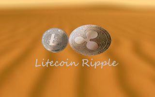 Главные события на платформах Litecoin и XRP