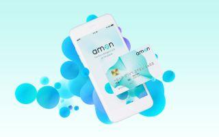 Дебетовая карта Amon использует ИИ, чтобы помочь пользователям платить криптовалютами