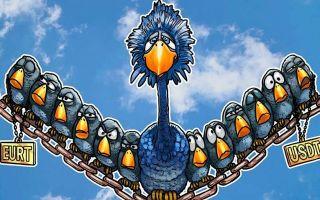 Проблемы USDT станут причиной роста биткоина и курса альтернативных криптовалют