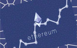 Цена Ethereum может опуститься ниже 100$