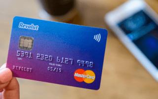 Revolut — банковская карта для криптовалют
