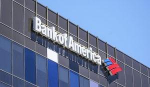 Bank of America: стоимость биткоина