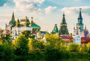 криптовалюта в России - вид на собор