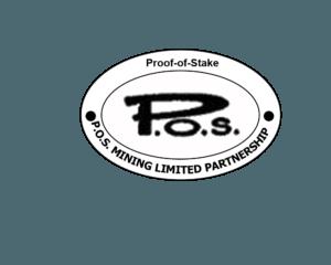 pos майнинг лого