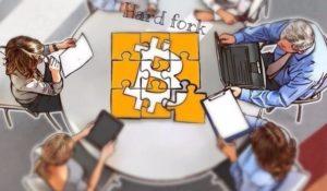 hard fork bitcoin