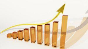 биткоин цена растет