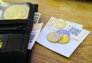 биткоин транзакции - плата за них