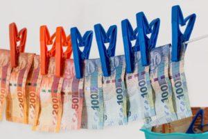 система блокчейн и отмывание денег