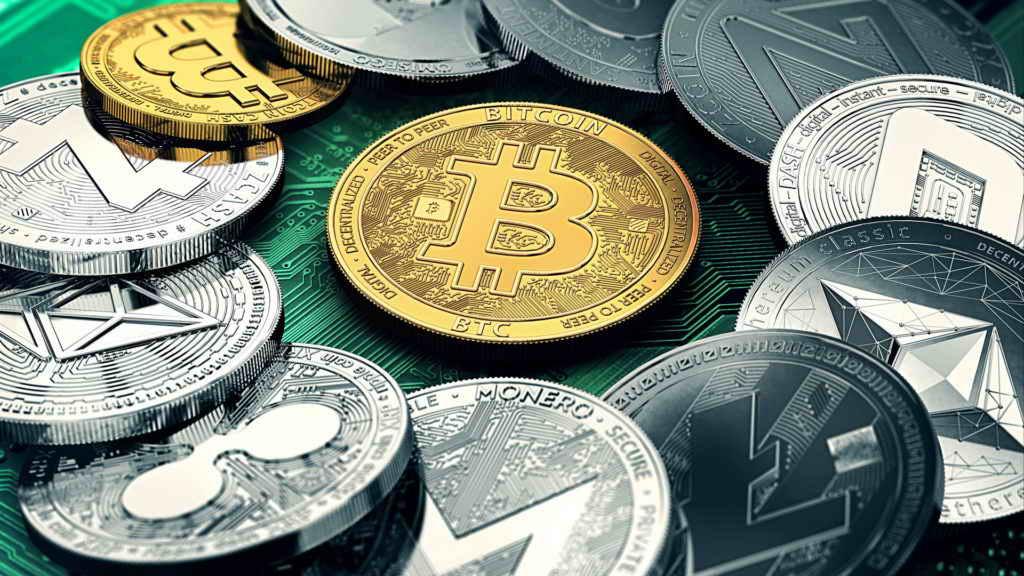 Перспективные криптовалюты 2018 с высокой долей рынка