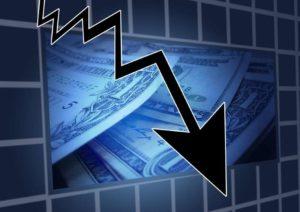 биткоин падает