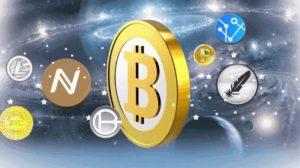 известные криптовалюты