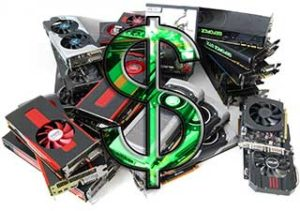 цена видеокарты