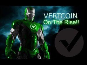 Vertcoin VTC
