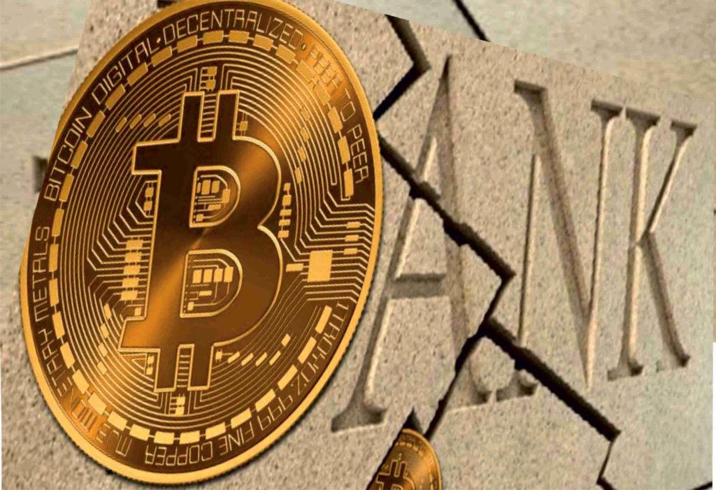 банки криптовалюты
