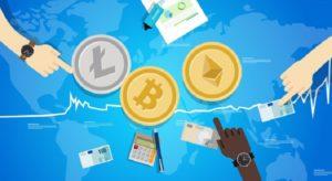 коррекция биткоин