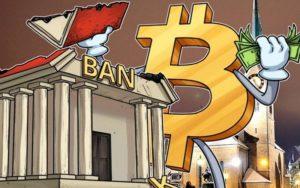 биткоин банк
