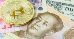 криптовалюта Китай