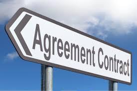 контракт соглашения