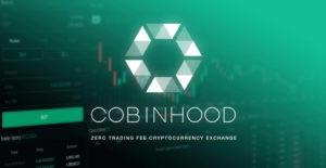 биржа cobinhood