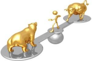 рынок под властью медведей