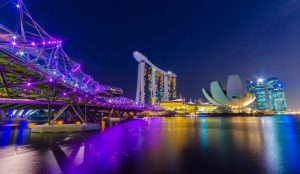сингапур финтех столица