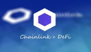 Chainlink + defi