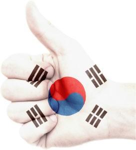 корея приняла криптовалюты