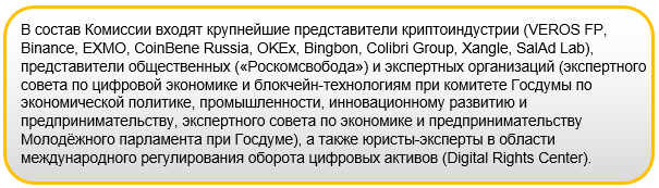 закон о криптовалютах в россии